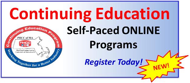 Massachusetts ONLINE Continuing Education