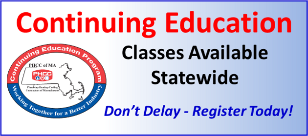 Massachusetts Continuing Education