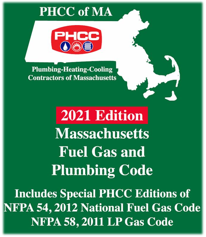 2021 MASS FUEL GAS & UNIFORM PLBNG CODES