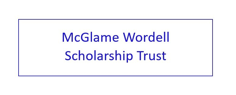 McGlame Wordell Scholarship Charitable Donation
