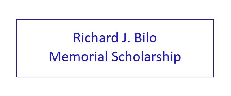 Richard J. Bilo Memorial Scholarship Charitable Donation