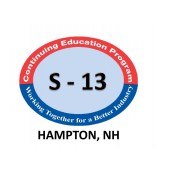 Session 13 LIVE CLASS - 03/26/2022 - The NH School of Mechanical Trades - 109 Towle Farm Road - Hampton, NH - 8:00 am Start Time