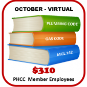 Virtual ZOOM Boot Camp for Employees of PHCC Members - October 23rd & 24th 2021 - BRAINTREE