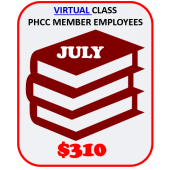Virtual ZOOM Boot Camp Member Discounted Price - JULY 10th & 11th 2021 - BRAINTREE